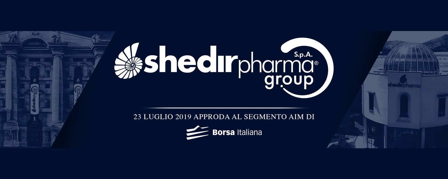 Quotazione in Borsa: Shedir Pharma sbarca all'Aim